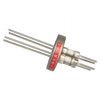 CF16-4针-φ1.5高温陶瓷电极 5A-6.5KV高压