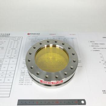 CF100 ZnSe硒化锌镀膜激光真空窗(价格电议)